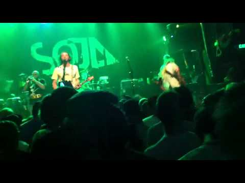 SOJA in Fort Collins