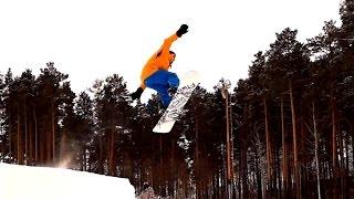 В Сноупарке на Уктусе Екатеринбург Сноуборд Snowboarding Snowboard