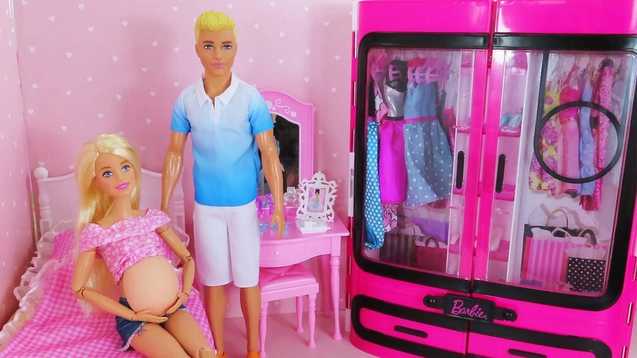 Download Barbie & Ken Morning Routine 바비 켄의 아침일상 바비임신