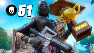 We dropped 51 Kills & it won me $10,000