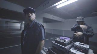 Dibujo Mc con Dj Rhymes - Sin Titubear (video oficial)