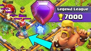 DID THESE BALLOONS JUST CHAIN LIGHTNING!?  TH12 Trophy Push ROAD to 7000 | Clash of Clans
