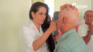 MAIS DE 500 PESSOAS ATENDIDAS NO MUTIRÃO DO GLAUCOMA EM MUCURI