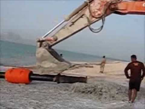 Katara Beach Nourishment Project