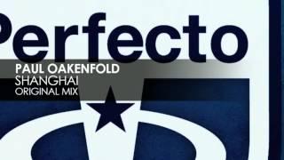 Paul Oakenfold - Shanghai Baby [Teaser]