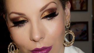 Maquiagem para festa de formatura, casamento, balada, com Lu Ferraes