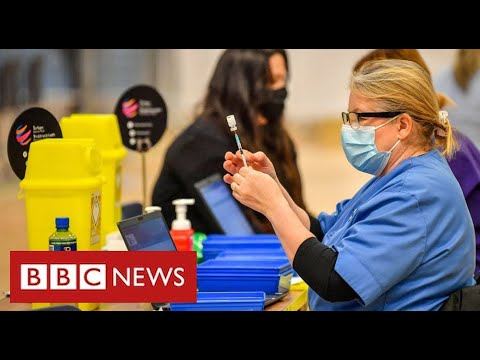 UK Hit By Vaccine Shortage With New Bookings Put On Hold - BBC News