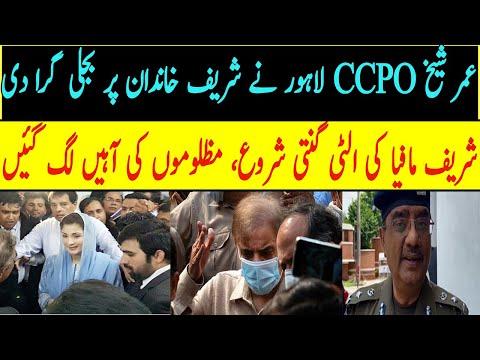 Umer Sheikh in action.Sharif faimly cases. Maryam Nawaz, Captain retired safdar. Shahbaz sharif.