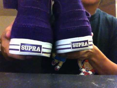 Supra TK Society Purple Suede (FOR SALE)
