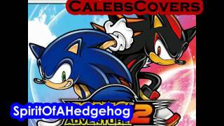 Sonic Adventure 2 (Crush 40) - Escape From the City - Duet Vocal Cover