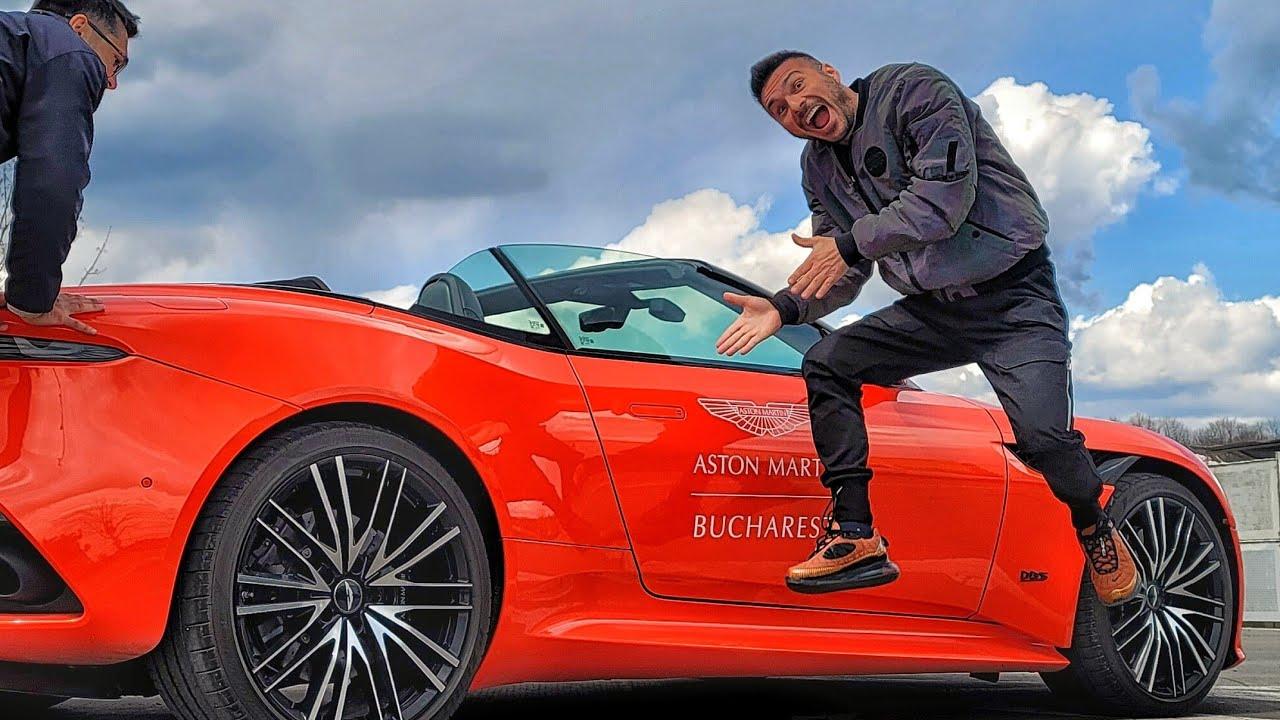 Cel mai Scump Aston Martin V12