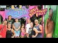 SEAWORLD Waterpark AQUATICA - iHU's Breakaway Falls - DISNEY vacation pt.1