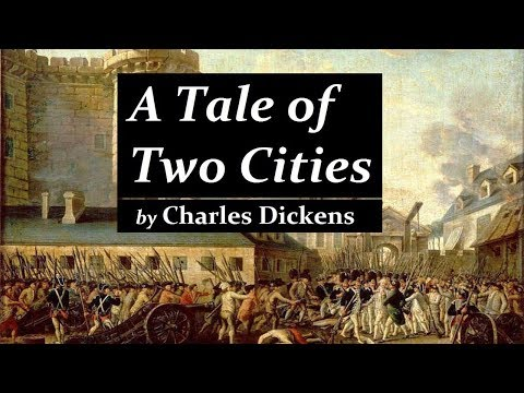 an analysis of the literary elements in a tale of two cities a novel by charles dickens A tale of two cities, charles dickens' 16th novel, epitomizes the author's popular appeal it's a tale of chaos, espionage, and adventure.