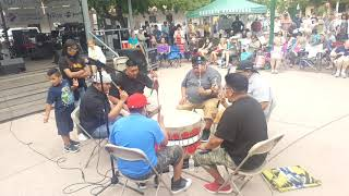 THUNDER BOYS  - SANTA FE  PLAZA 2019  Set 1