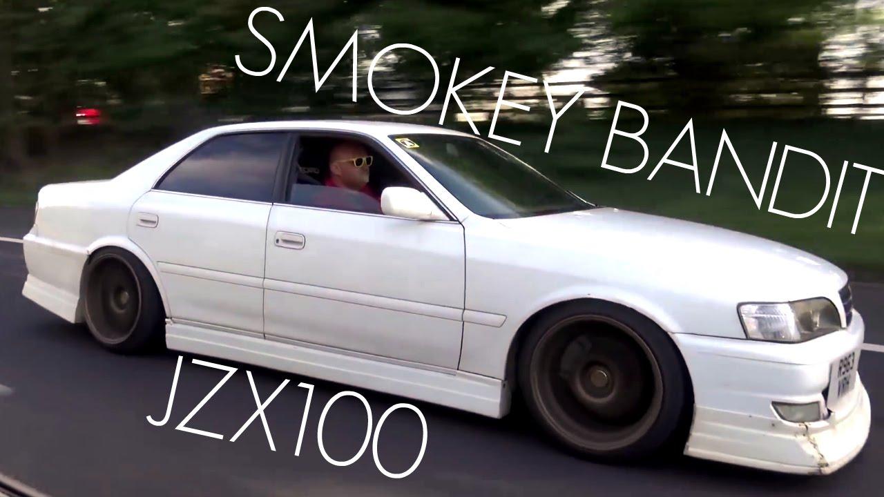 TOYOTA CHASER JZX100 1JZGTE DRIFT CAR YouTube