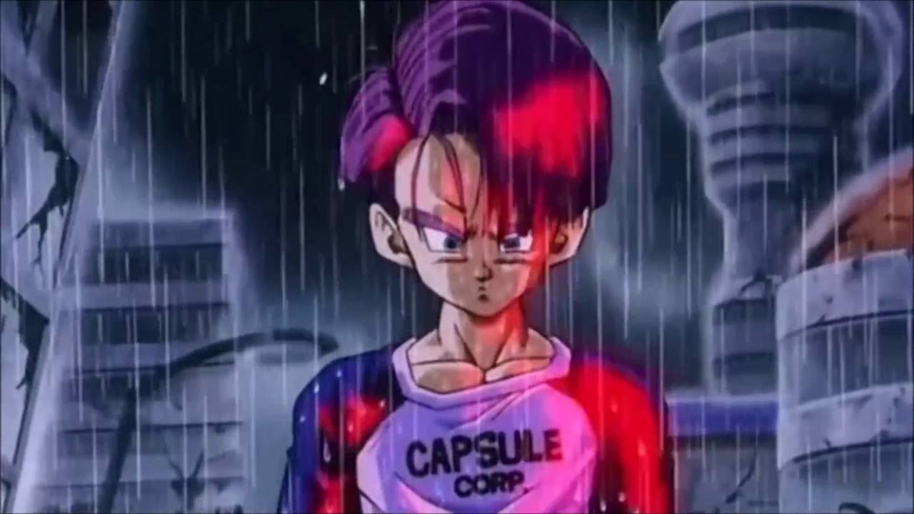 Sad Crying Girl Wallpaper Hd History Of Trunks Future Gohan S Death Youtube