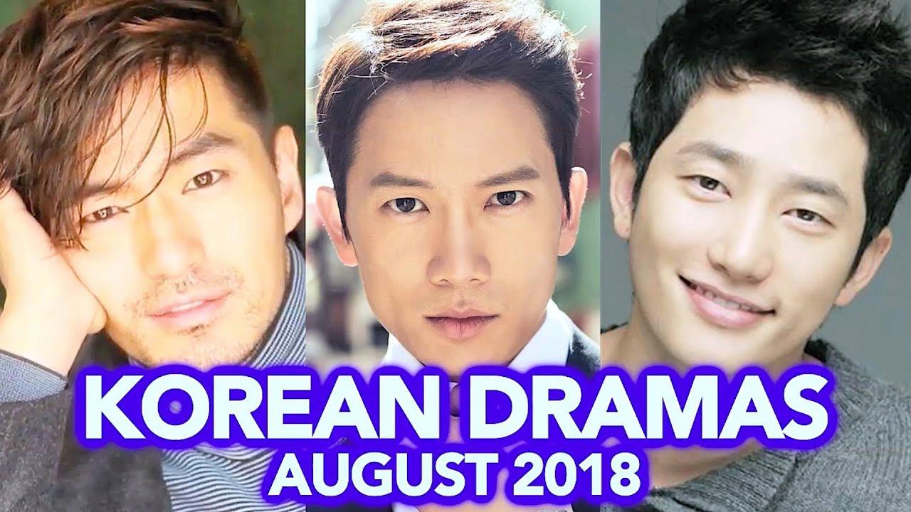 Top 5 New Korean Dramas August 2018