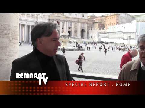 Remnant TV: Special Report . Rome (Dr. John Rao interview)