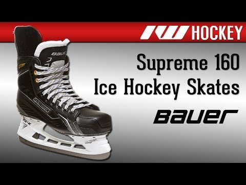 Bauer Supreme 160 Ice Hockey Skate Review
