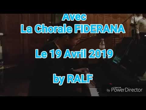 Concert du Vendredi Saint avec la Chorale FIDERANA