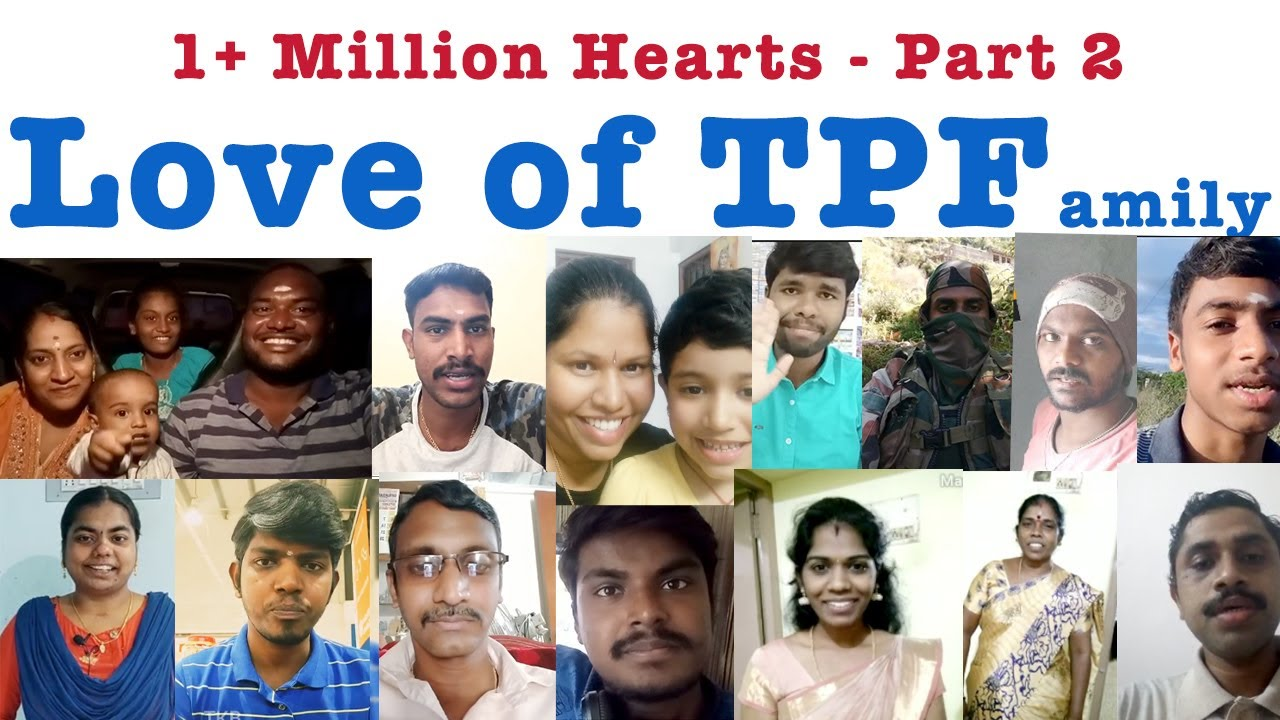 From Army Man to 5 year old Baby - TPFamily | 1 Million Wishes | Part 2 | Tamil Pokkisham | Vicky|TP