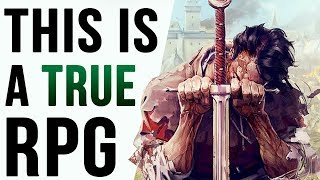 WHY Kingdom Come Deliverance Is a TRUE RPG! (New Gameplay)