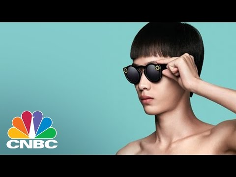Snapchat Enters Hardware Market With 'Spectacles' | Tech Bet | CNBC