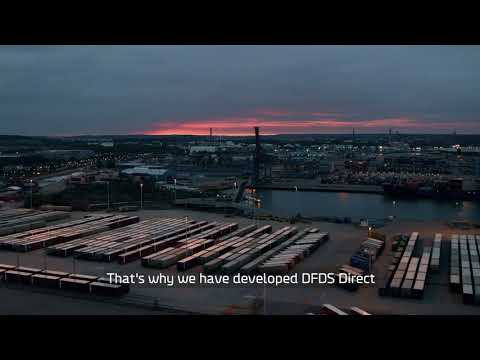DFDS DIRECT – book, quote, track & trace, manage documents