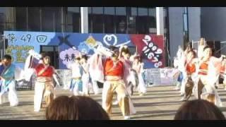 四国大学祭よさこい