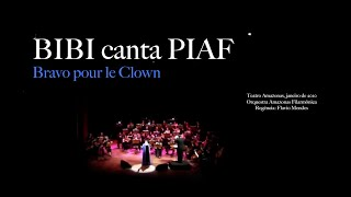 Bibi Ferreira - Bravo pour le clown