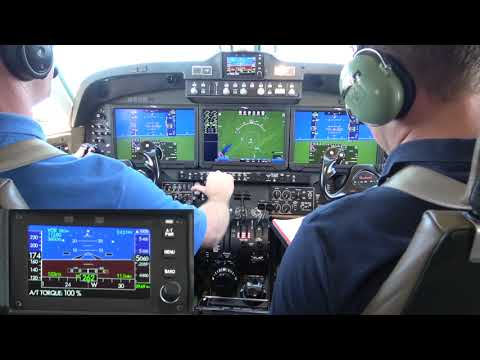 IS&S ThrustSense® Full Regime Autothrottle Overview and Demo Flight
