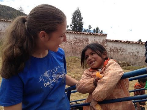 GLA Peru: Teen Volunteer Abroad in the Andes