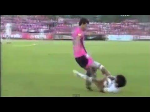 ฟุตบอลไทยไปมวยโลก โหดจริงๆ
