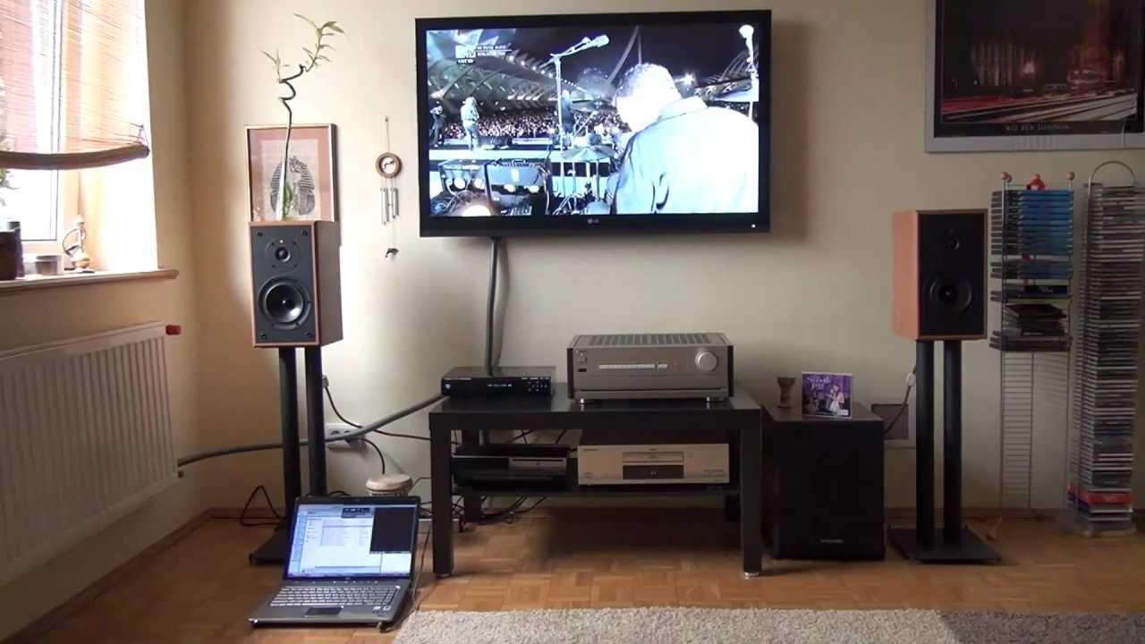 Kef Cresta Ii Sony F770es Marcus Miller Youtube