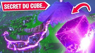 OUF THING. ON IS ALWAYS IN FORTNITE SAISON 5!! (CTM SECRET CUBE)