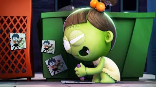 Spookiz | Plan del mal | Dibujos animados para niños | WildBrain