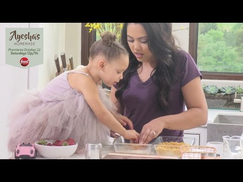 Ayesha's Homemade Premieres October 22nd on Food Network - Series Trailer