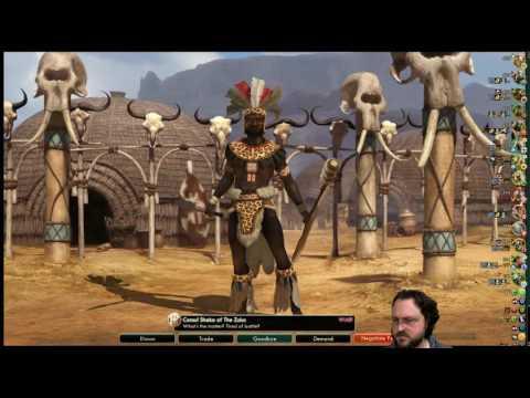 Civilization 5 - Walk like an Egyptian - Earth / True Start Location - Part 14