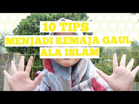10 Tips Menjadi Remaja Gaul Ala Islam