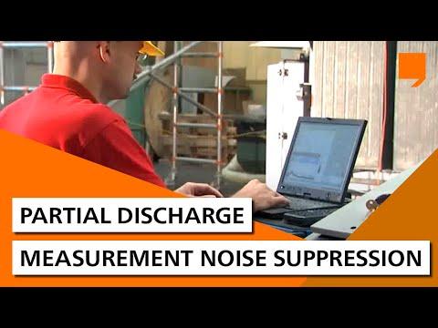 Partial Discharge Measurement Noise Suppression