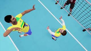 Spike Volleyball [PS4/XOne/PC] Motion Capture:  The Spike Trailer