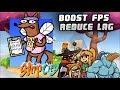 Slap City - Boost FPS / Reduce Lag & Stuttering Tutorial