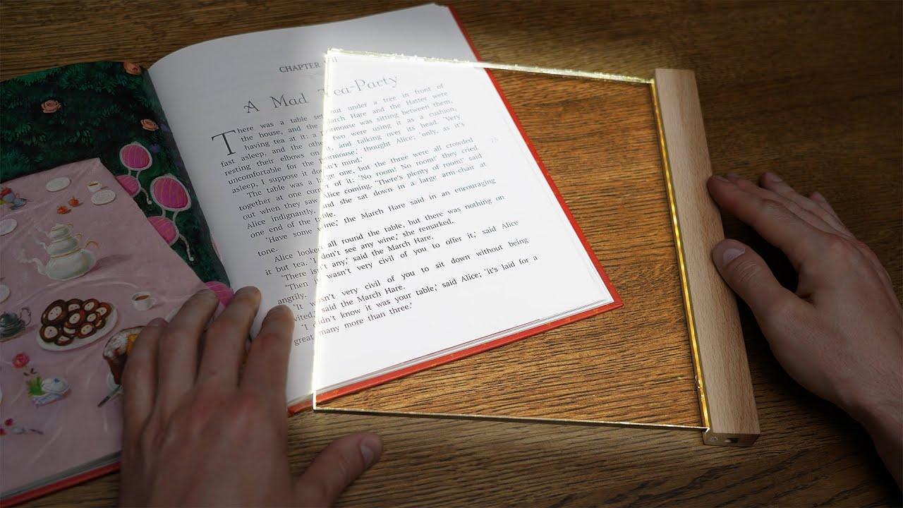 Amazing Night Book Reader