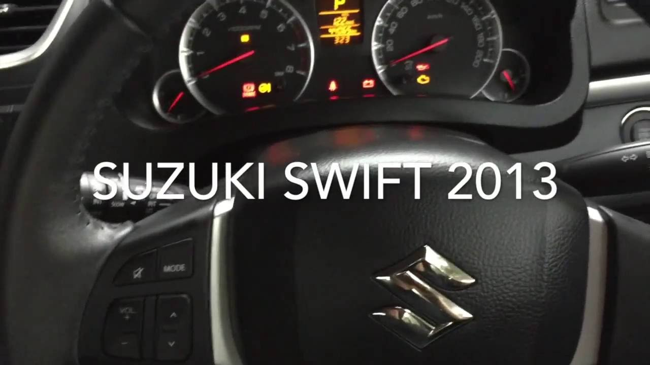 Suzuki Swift 2013 Push Start By Key Master By Pollert