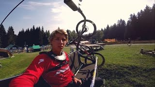GoPro Downhill Racing in Spicak - I don
