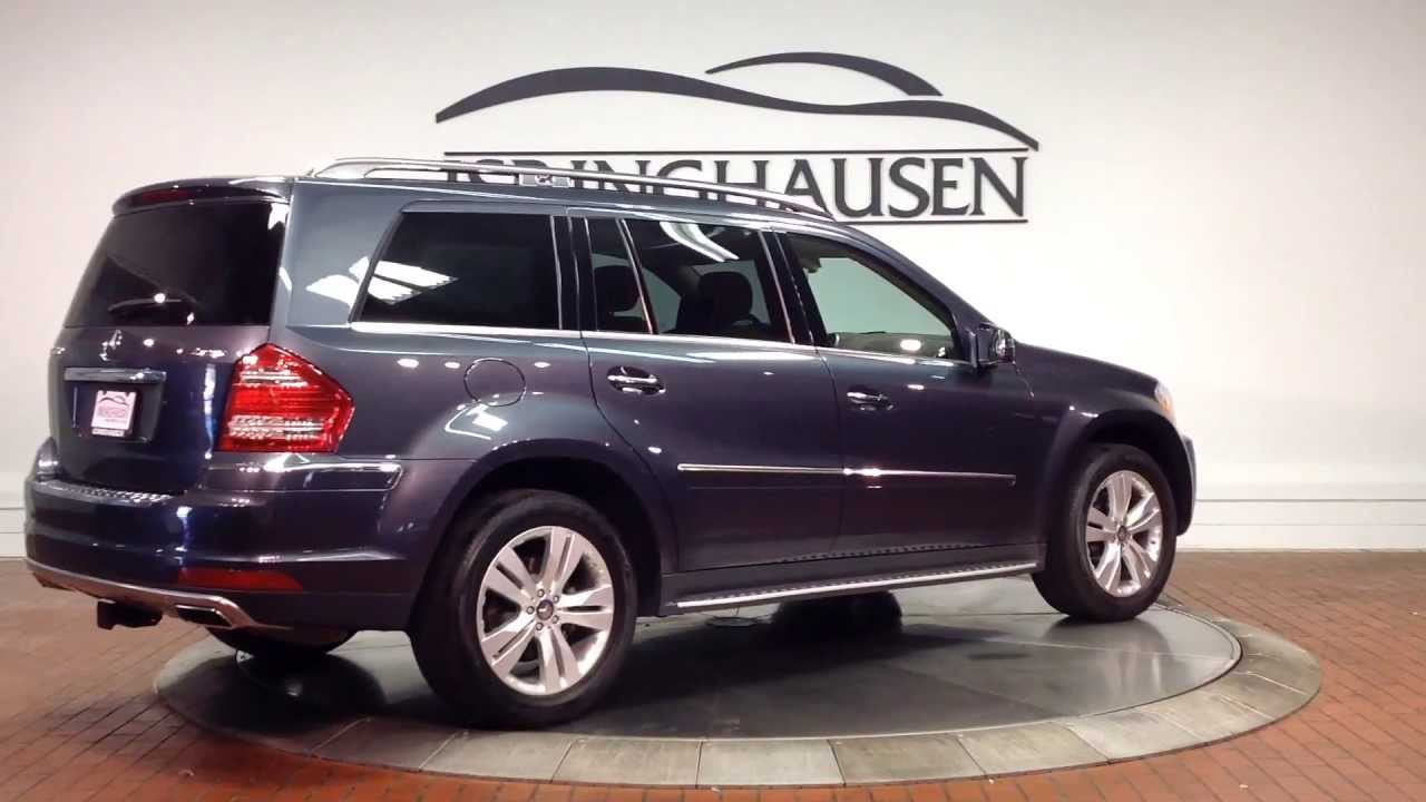 2012 mercedes benz gl class gl450 4matic youtube