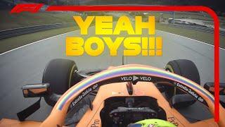 Baixar Lando Norris' Final Laps | 2020 Styrian Grand Prix