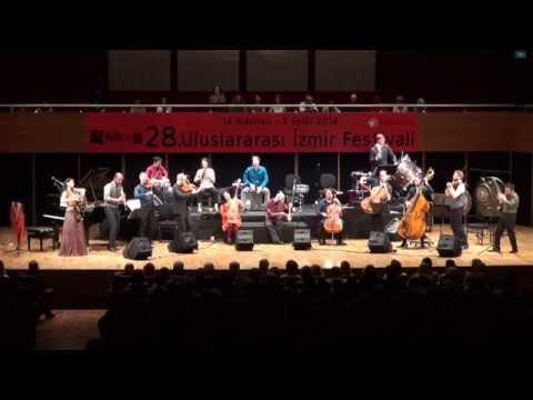 YoYo Ma & The silk road ensemble ~ Bis  AASSM İzmir HD 1080p