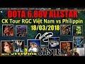 Chung kết Tour Asia Việt Nam vs Philippin-Dota 1 bình luận