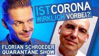 Die Corona-Quarantäne-Show vom 09.06.2021 mit Florian & Professor Eckhard